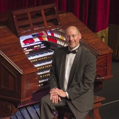 Theater organ concert at Clemens Center in Elmira features American standards