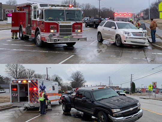 HFD, city police and the Henderson Ambulance Service