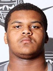 MTSU offensive lineman signee DeAndre Ford