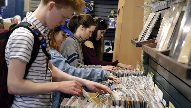 The Exclusive Company on Farwell Avenue will sell exclusive Record Store Day releases on Saturday and July 17, and offer special sales this Saturday and Sunday.
