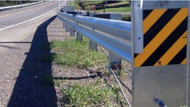 The South Carolina Department of Transportation announced Friday it was suspending use of X-Lite guardrails.