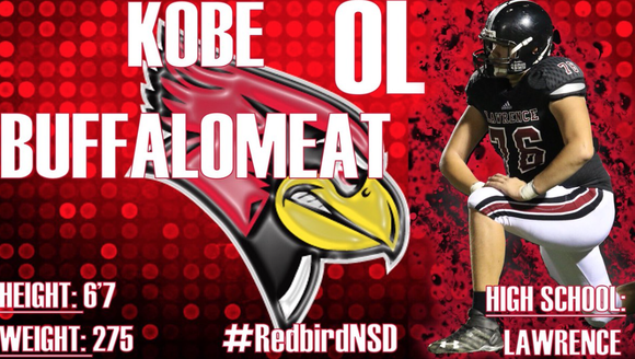 Kobe Buffalomeat will play for Illinois State