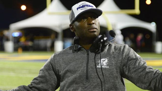 Craig Yeast coached from 2014-16 at Fremont Ross High School near Toledo, Ohio.