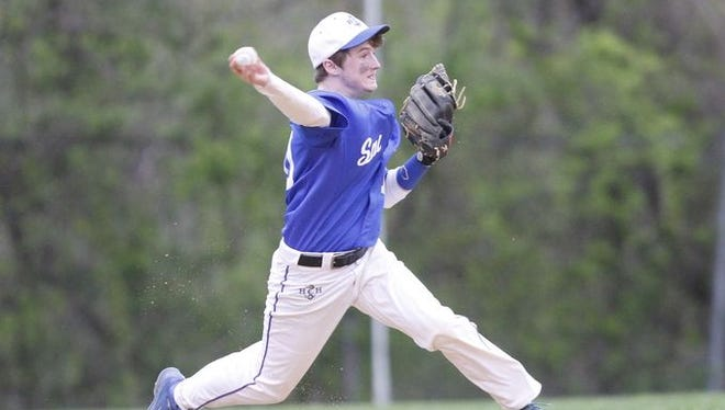 Hen Hud defeated Nanuet 6-2 at Sunset Park on Thursday, May 5, 2016.