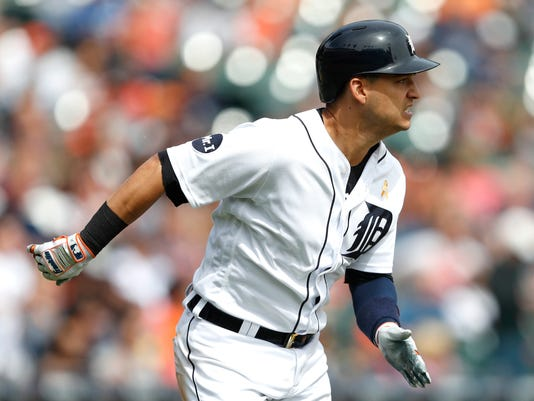 MLB: Game One-Cleveland Indians at Detroit Tigers