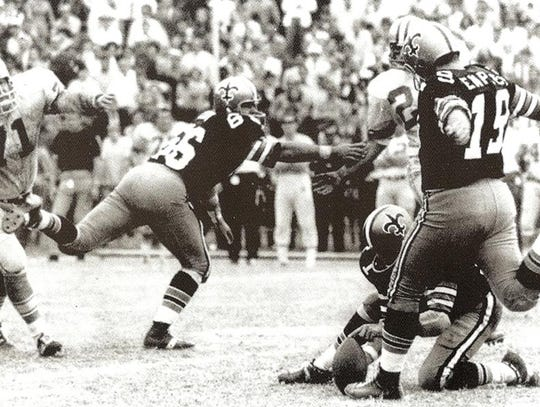 Cody and Tom Dempsey