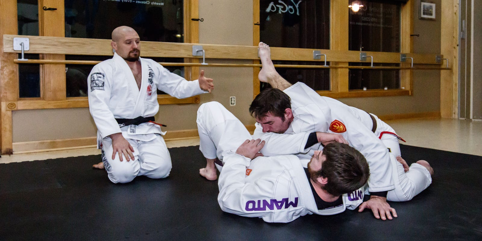 Tessa Fowler Christmas.Pewaukee Gets New Jiujitsu Gym Headed By Former Ufc Coach