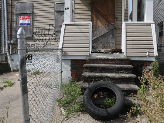 This is a home at 69 Paterson Ave.