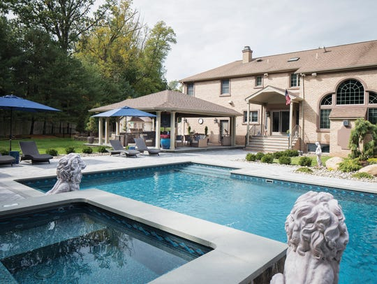 Old Tappan home designed by Creative Design Construction