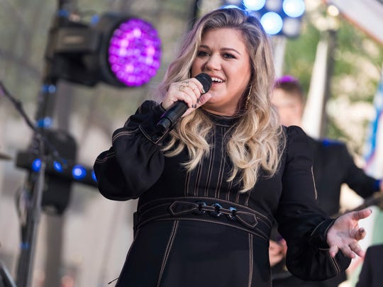 Kelly Clarkson latest album, 'Meaning of Life' is out