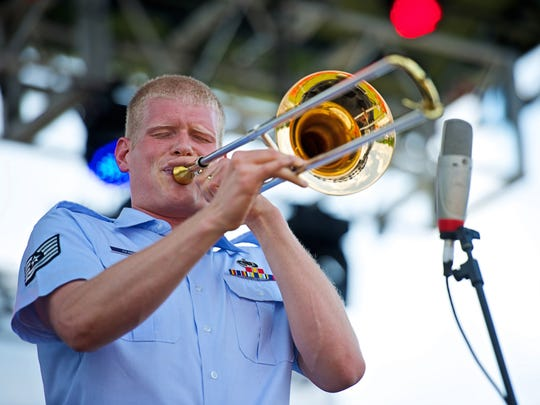 USAF Airmen of Note to perform a free concert on Feb.