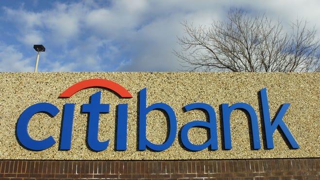 No. 6: Citibank NA with 2,100 employees; all of them are full time