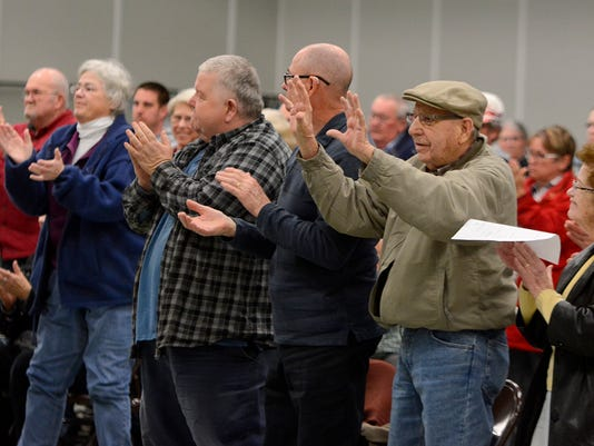 New Freedom vote to stay with Southern Regional Police