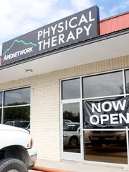 Apex Network Physical Therapy as seen on Monday in