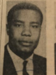 Roy Wheatley King in a 1965 D&C story