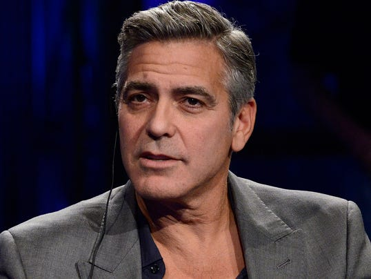 Your Say 0710 George Clooney