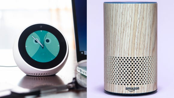 Any mom would be thrilled to get an Echo for Mother's