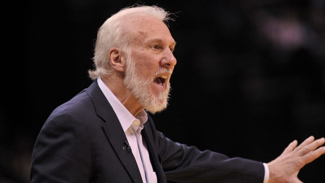 Spurs coach Gregg Popovich wants to have more dialogue with the league regarding resting players, especially during prime-time telecasts.
