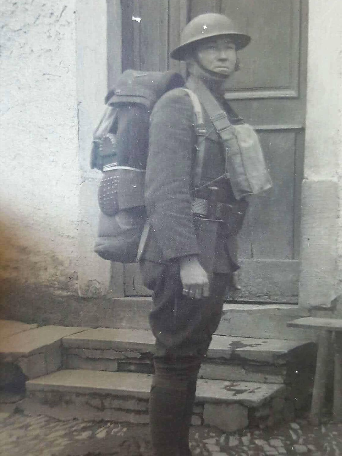 Willie Tubb in WWI