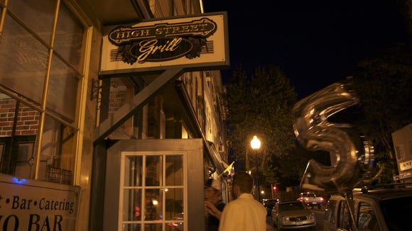 The High Street Grill in Mount Holly wants your help celebrating 10 years in business.
