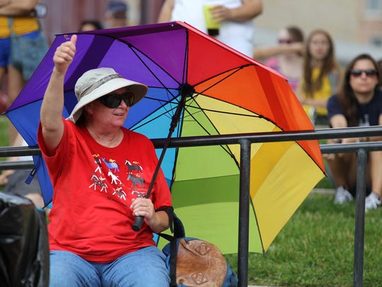 The 13th annual PrideFest will be Sunday at South County Regional Stadium in Port St. Lucie