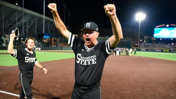 After leading Mississippi State to College World Series, Gary Henderson enjoys the moment