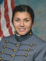 West Point sophomore Marae Kalian