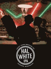 Lucky Town's Brewing releases Hal White IPA Friday.