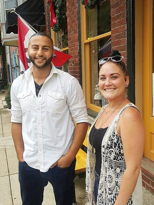 """Local pianist Peter Bottros and """"The Voice"""" season seven finalist DaNica Shirey are collaborating on a concert to highlight York's local talent at The Pullo Center Nov. 18. They also have plans to release an album of original music in 2017."""