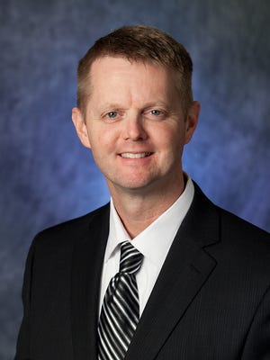 Jeff Coiner, director of Information Systems