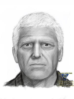 New Jersey State Police would like the public's help in identifying this man, who was allegedly involved in a suspicious incident in Tabernacle.