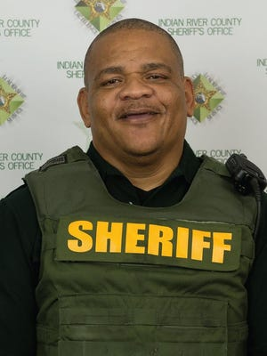 Corrections Deputy Garry Chambliss of the Indian River County Sheriff's Office was killed while off-duty in a shooting late Friday, Feb. 17, 2017, in Gifford.