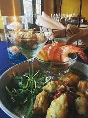 Mia Mia offers a raw bar to satisfy your craving for