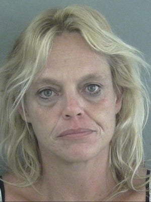 Charlotte Gajewsky, 45, was among five people arrested on drug charges June 21, 2017, at The Village retirement community in Florida.