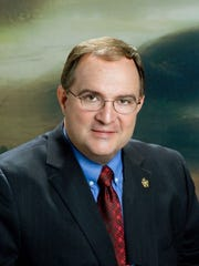 Dyer County Sheriff Jeff Box