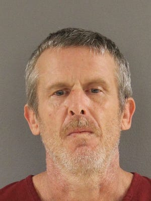 Randy L. Woody, 50, of Knoxville, was arrested on Friday in an investigation into an attempted armed robbery of a South Knoxville Dollar General store that occurred in January.