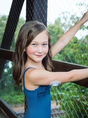Madison Freeman of Tallahassee has type 1 diabetes.