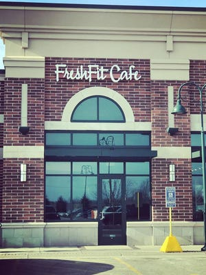 The FreshFit Cafe will open by the beginning of July.