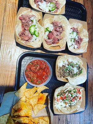 Carne Lenta, a new business in Smithville, opened its doors at 114 N.E. Second St. (where Micklethwaits BBQ was) last week. It's menu includes carnitas tacos, carne guisada tacos, sweet potato tacos and more.