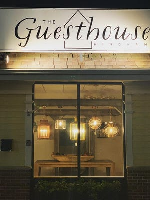 The Guesthouse in downtown Hingham announced this week it will close permanently. Photo via Facebook.