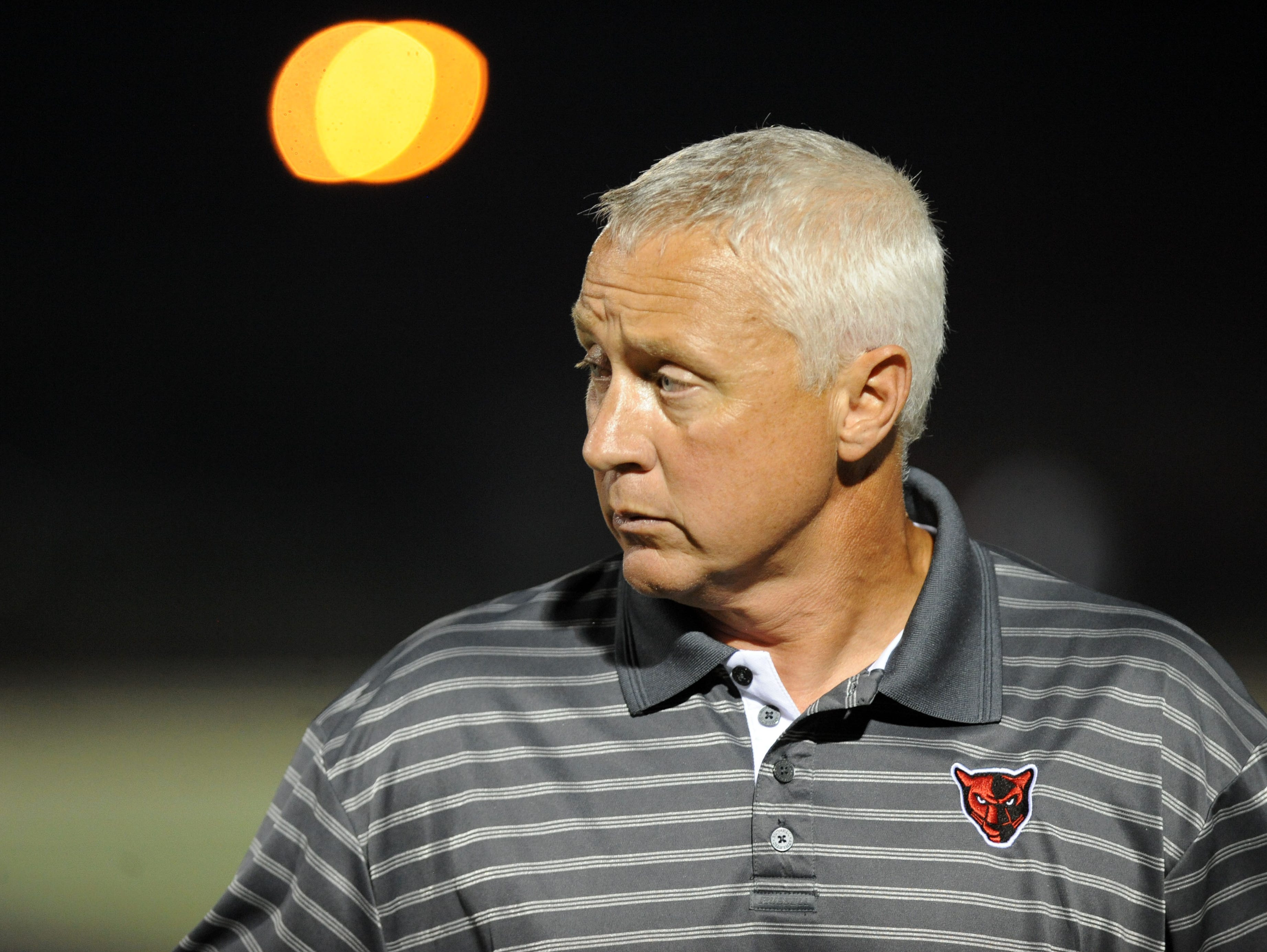 Petal head coach Marcus Boyles has guided the Panthers to six straight wins and a spot in today's Class 6A South State Championship.