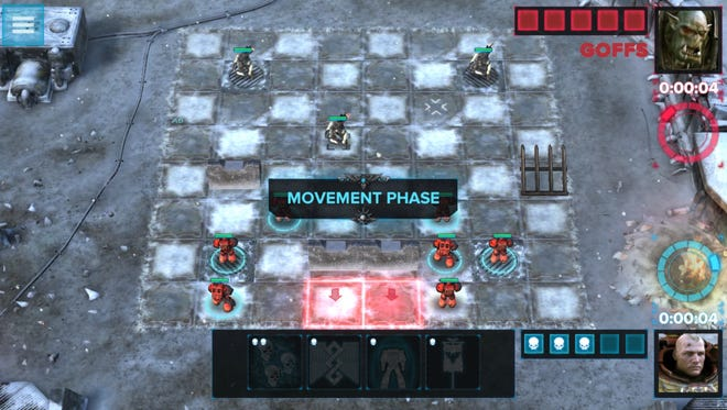 """While it starts off slow, """"Warhammer Regicide"""" quickly picks up and becomes an interesting mix of chess-like strategy and action gaming that is utterly unique. Available on mobile devices for $3.99."""