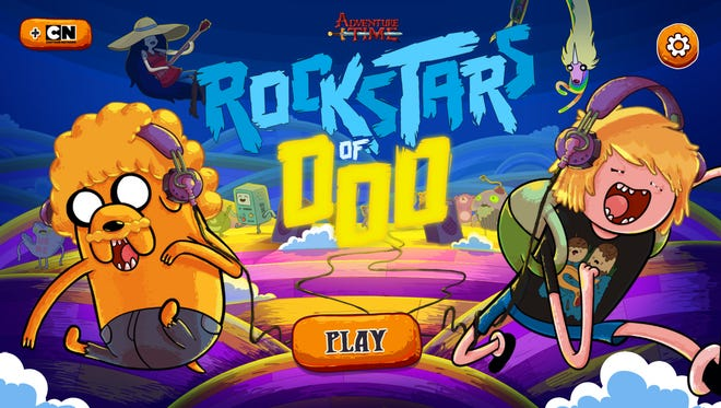 "Engaging and exciting at first though wearing a bit thin towards the end- ""Rockstars of Ooo"" is an engaging experience for fans of the show which non-fans might find a little- unsettling. Available on most mobile devices for $1.99"
