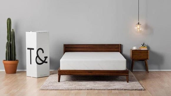 Tuft & Needle makes our favorite affordable mattress in a box—and the whole site is on sale