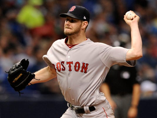 3f25e720992 Chris Sale strikes out 13 as Red Sox with 7th in a row