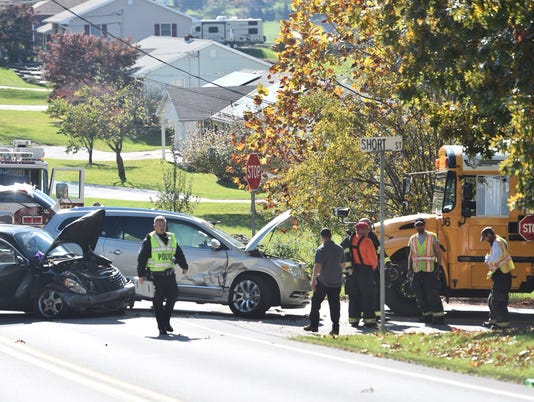 Crash involved in Windsor Twp. crash
