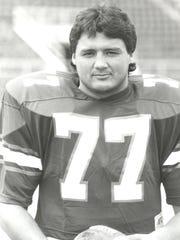 Ed Orgeron was a regular on Northwestern State's defense