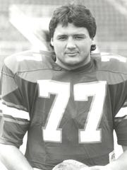 Ed Orgeron was a regular on Northwestern State's defense from 1980-83.