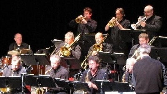 The Bluewater Big Band will perform Sept. 10 at the East China Performing Arts Center.
