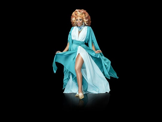 "The cast of the ninth season of ""RuPaul's Drag Race"""